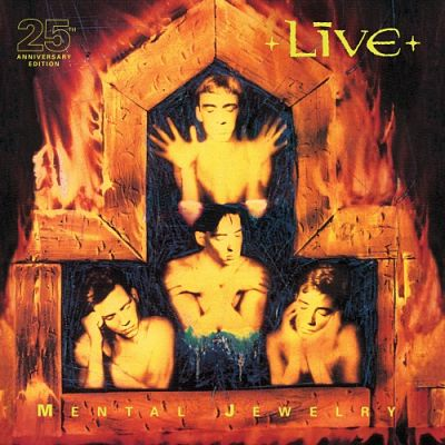Live - Mental Jewelry (1991) [25th Anniversary Edition, 2CD] (2017) 320 kbps