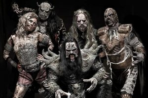 Lordi - All Studio Albums (2002-2016) 320 kbps + Scans