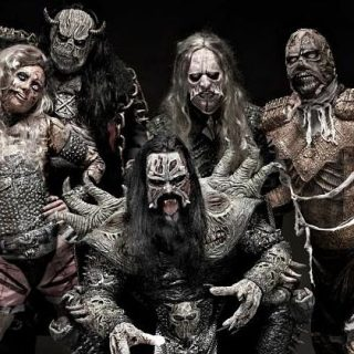 Lordi - All Studio Albums (2002-2016) 320 kbps + Scans