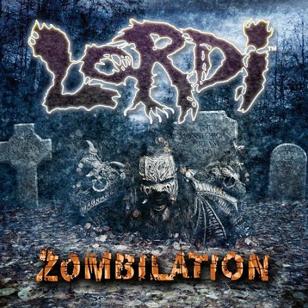 Lordi - Zombilation - The Greatest Cuts (Compilation) [Limited Edition] (2009) 320 kbps