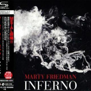 Marty Friedman - Inferno [Japanese Edition] (2014) 320 kbps + Scans
