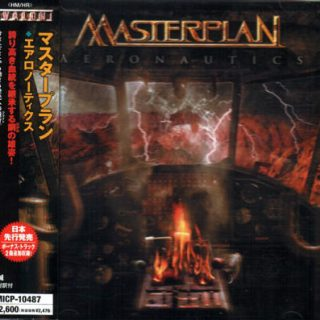 Masterplan - Aeronautics [Japanese Edition] (2005) 320 kbps + Scans