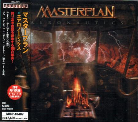 Masterplan - Aeronautics [Japanese Edition] (2005) 320 kbps + Scans