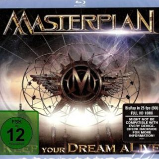 Masterplan - Keep Your Dream Alive [Live] (2015) 320 kbps + Scans