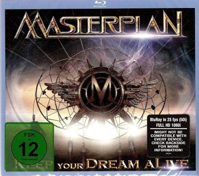 Masterplan - Keep Your Dream Alive [Live] (2015) 320 kbps + Scans