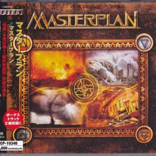 Masterplan - Masterplan [Japanese Edition] (2003) 320 kbps + Scans