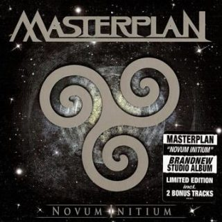 Masterplan - Novum Initium [Limited Edition] (2013) 320 kbps + Scans