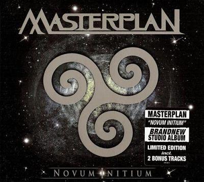 Masterplan - Novum Initium [Limited Edition] (2013) 320 kbps + Scans