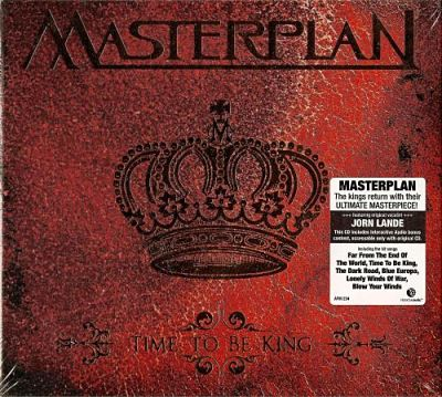 Masterplan - Time To Be King [Limited Edition] (2010) 320 kbps + Scans