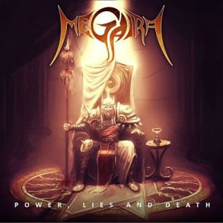 Megaira - Power, Lies And Death (2017) 320 kbps
