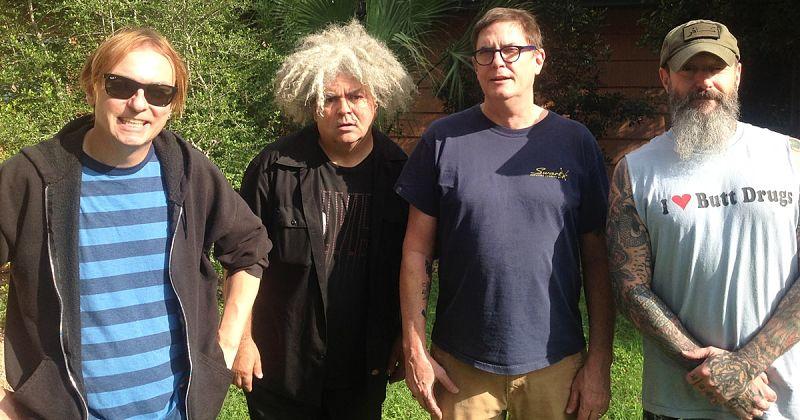 Melvins - Discography (1987-2017) 320 kbps