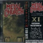 Metal Church – XI [Deluxe International Edition] (2016) 320 kbps + Scans