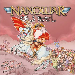 Nanowar of Steel (ex-Nanowar) - Into Gay Pride Ride (2010) 320 kbps