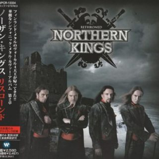 Northern Kings - Rethroned [Japanese Edition] (2008) 320 kbps + Scans
