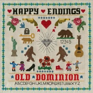 Old Dominion - Happy Endings (2017) 320 kbps