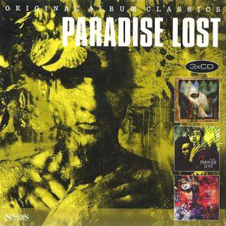 Paradise Lost - Original Album Classics [3CD Box Set] (2012) 320 kbps