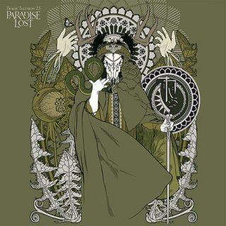 Paradise Lost - Tragic Illusion 25 (The Rarities) (2013) 320 kbps + Scans