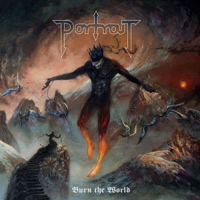 Portrait - Burn the World (2017) 320 kbps