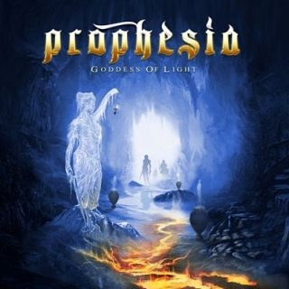 Prophesia - Goddess Of Light (2013) 320 kbps + Scans