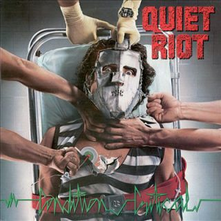 Quiet Riot - Condition Critical (1984) [2012 Rock Candy Remaster] 320 kbps