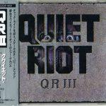 Quiet Riot – QR III [Japanese Edition] (1986) 320 kbps