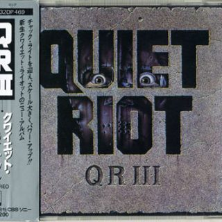 Quiet Riot - QR III [Japanese Edition] (1986) 320 kbps
