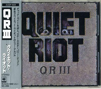 Quiet Riot - QR III [Japanese Edition] (1986) 320 kbps