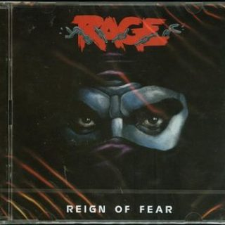 Rage - Reign of Fear (1986) [Re-release 2017] 320 kbps