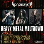 Ragecast – Heavy Metal Meltdown [EP] (2017) 320 kbps
