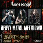 Ragecast – Heavy Metal Meltdown [EP] (2017) 320 kbps