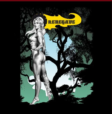 Renegade - Renegade [EP] (2017) 320 kbps