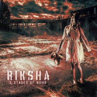 Riksha - Five Stages Of Numb (2017) 320 kbps