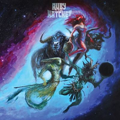 Ruby The Hatchet - Planetary Space Child (2017) 320 kbps