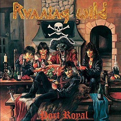 Running Wild - Port Royal (1988) [Deluxe Expanded Edition, Remastered 2017] 320 kbps + Scans