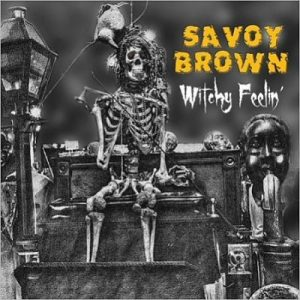 Savoy Brown - Witchy Feelin' (2017) 320 kbps