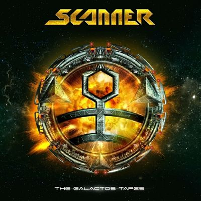 Scanner - The Galactos Tapes [Compilation, 2CD] (2017) 320 kbps
