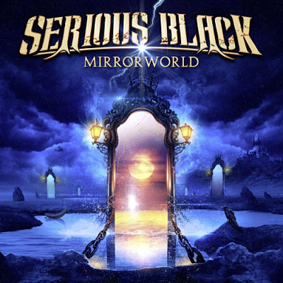 Serious Black - Mirrorworld [Limited Edition] (2016) 320 kbps + Scans
