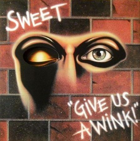 Sweet - Give Us A Wink (1976) [LP Remastered 2017] 320 kbps (Vinyl-Rip)