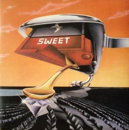Sweet - Off The Record (1977) [LP Remastered 2017] 320 kbps (Vinyl-Rip)