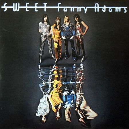 Sweet - Sweet Fanny Adams (1974) [LP Remastered 2017] 320 kbps (Vinyl-Rip)