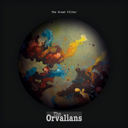 The Orvalians - The Great Filter (2017) 320 kbps