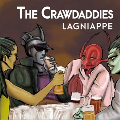 The Crawdaddies - Lagniappe (2017) 320 kbps