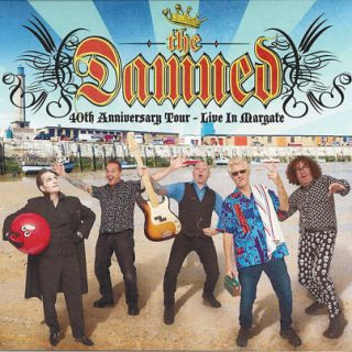 The Damned - 40th Anniversary Tour - Live In Margate Remix (2017) 320 kbps