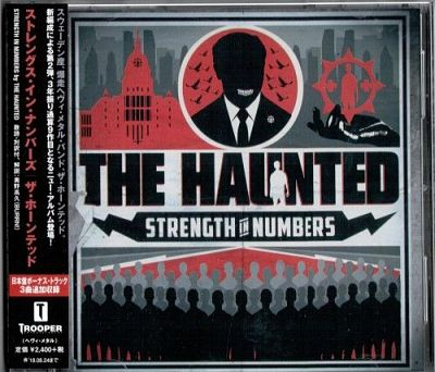The Haunted - Strength In Numbers [Japanese Edition] (2017)