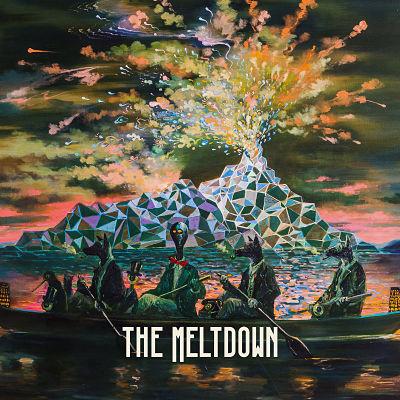 The Meltdown - The Meltdown (2017) 320 kbps