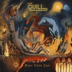 The Quill - Born from Fire (2017) 320 kbps