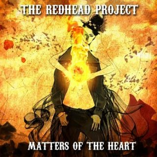 The Redhead Project - Matters of the Heart (2017) 320 kbps