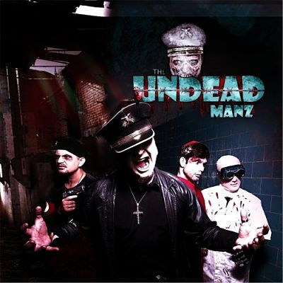 The Undead Manz - The Rise Of The Undead (2017) 320 kbps