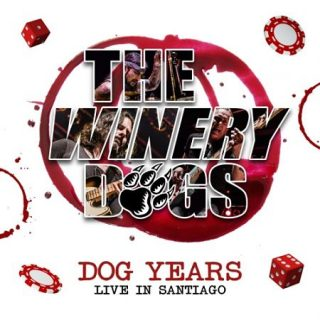 The Winery Dogs - Dog Years: Live In Santiago (2017) 320 kbps
