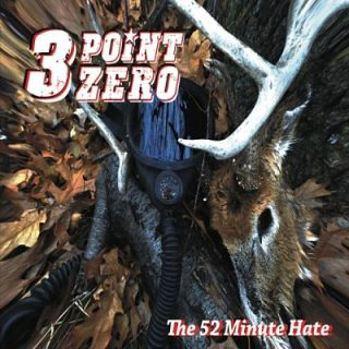 Three Point Zero - The 52 Minute Hate (2017) 320 kbps